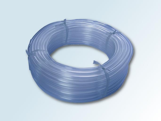 Plas hose blue roll big